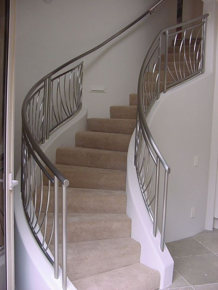 Custom Made Custom Stainless Steel Railing