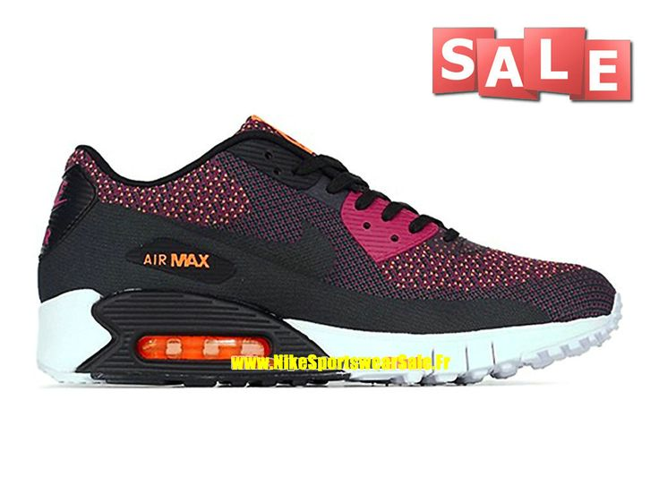 Nike Air Max 90 JCRD/Jacquard - Chaussures Nike Sportswear Pas Cher Pour  Homme Magenta