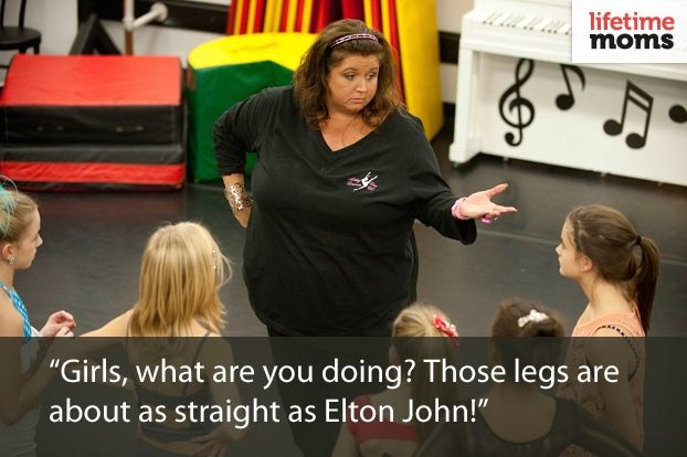 The Top 20 Abby Lee Miller Quotes From #DanceMoms