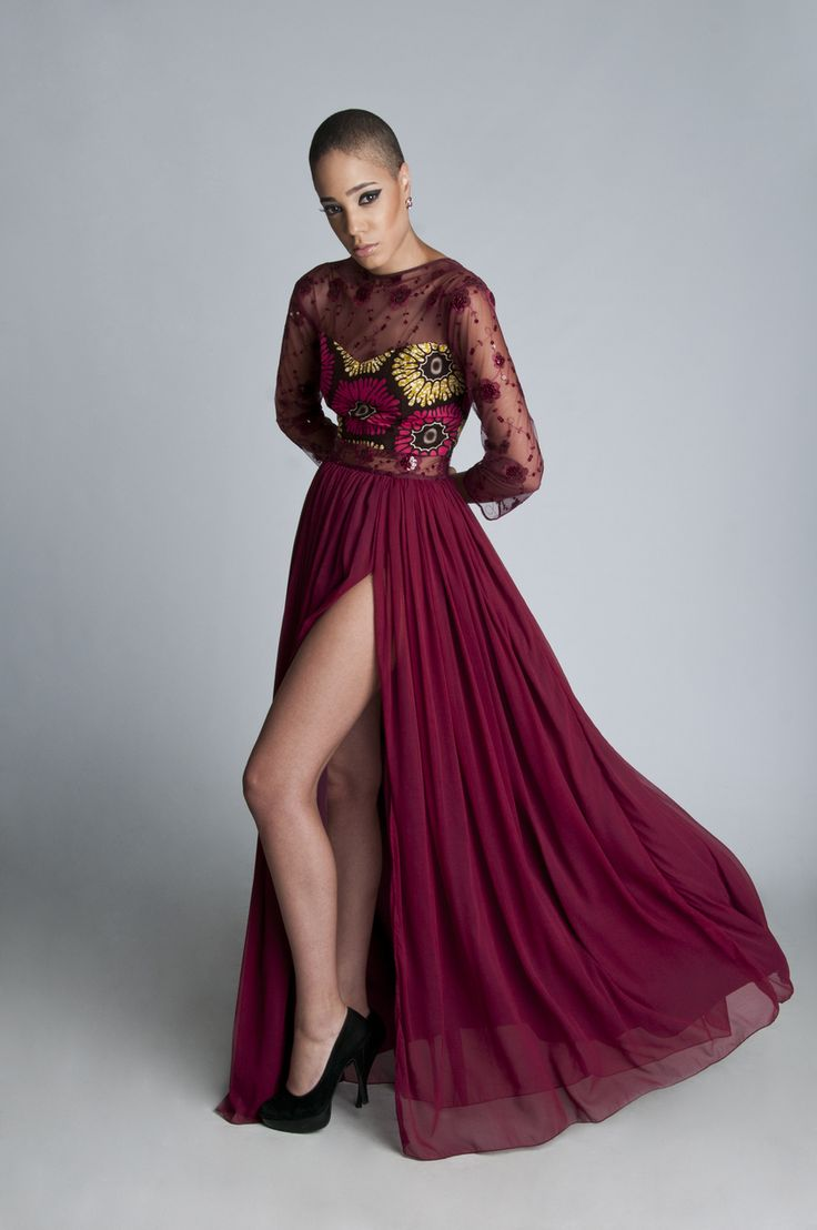 16 best Evening Wear images on Pinterest | Party outfits, Party ...