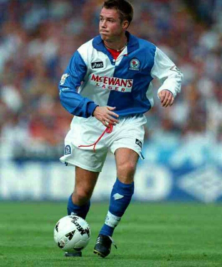 Graeme Le Saux of Blackburn Rovers in 1994.