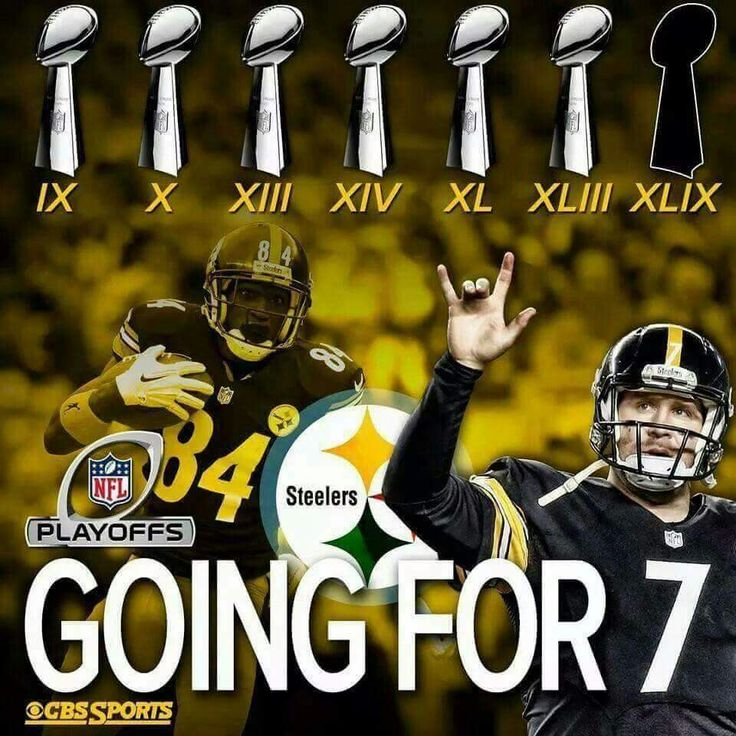 STEELERS CLINCH AFC NORTH NOW ON TO THE PLAYOFFS AFTER THE BROWNS GAME, WILL BE EXCITING TO SEE WHO WE WILL PLAY