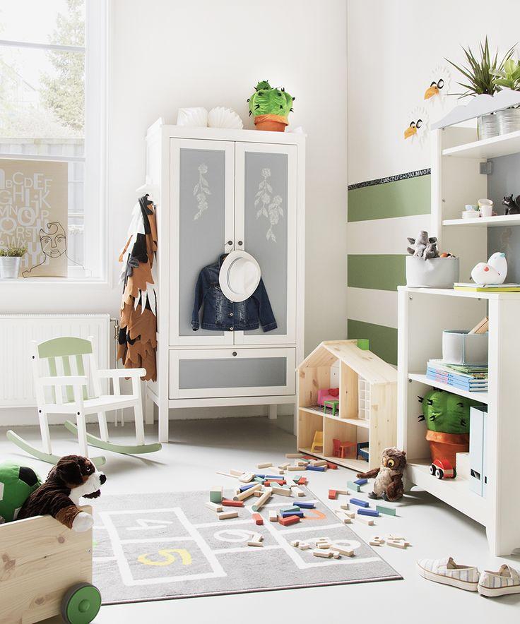 25 beste idee n over ikea kinderen slaapkamer op pinterest ikea kinderkamer kinderkamer - Kinderen slaapkamer decoratie ideeen ...