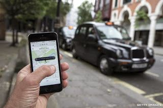 Uber Challenge Boris Johnson on Proposed Minicab Limits