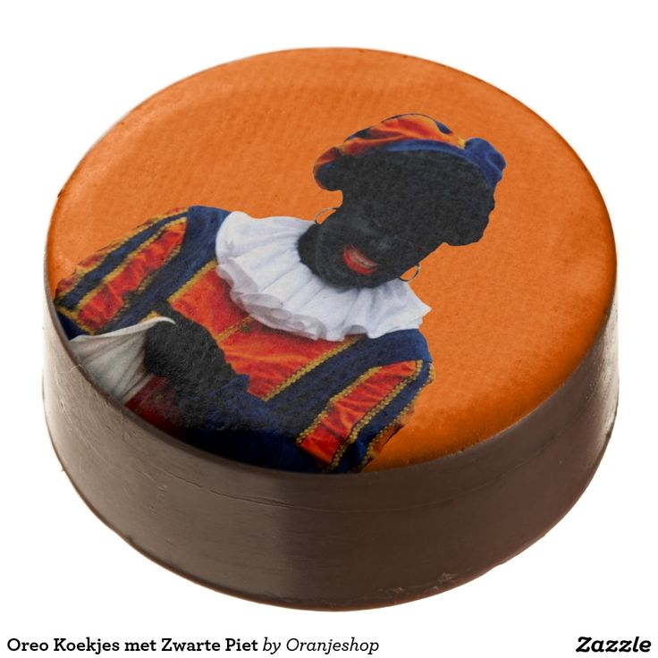 Oreo Koekjes met Zwarte Piet Chocolate Covered Oreo