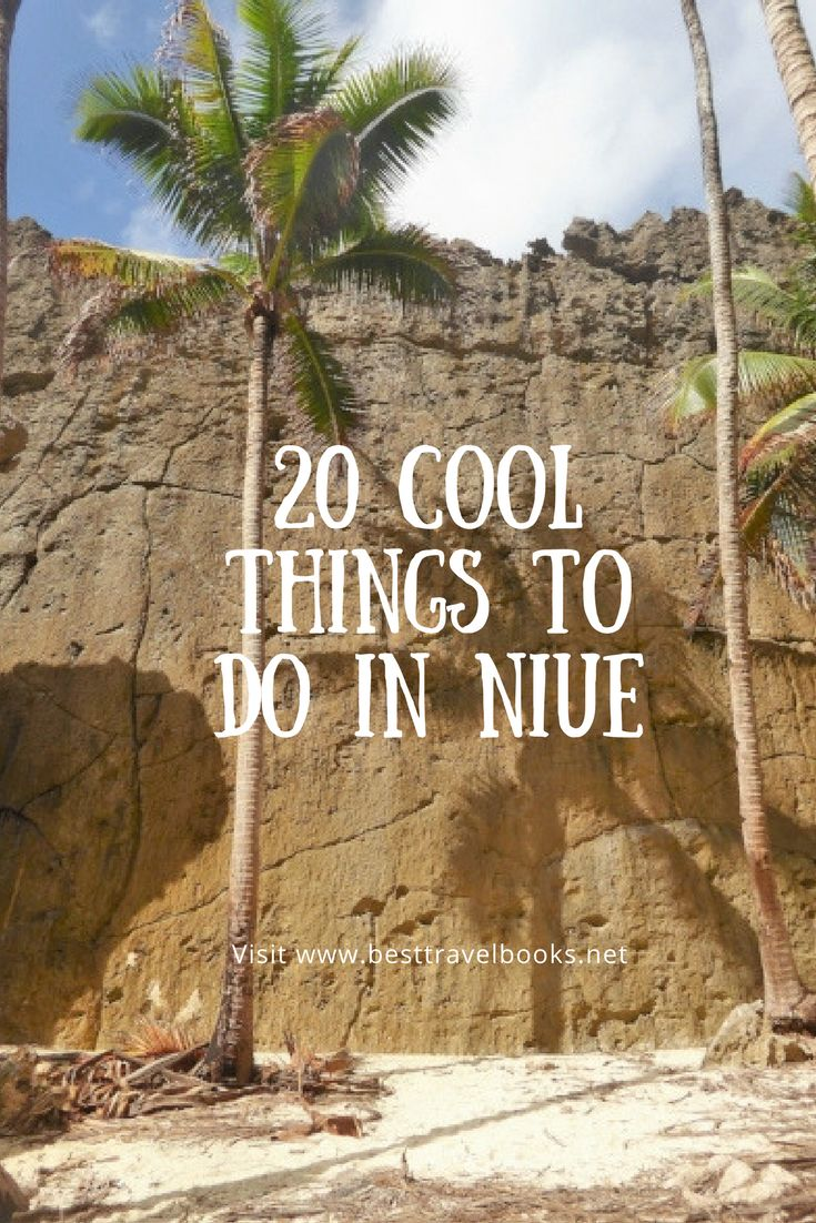 Niue is an undiscovered gem. Check out 20 cool things to do on Niue island.