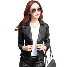 {Get it here ---> https://tshirtandjeans.store/products/women-leather-jacket-2017-new-brand-europe-style-ladies-solid-slim-pu-leather-motorcycle-jackets-coats-female-outerwear-clothing/|    Brand new arriving Women Leather Jacket 2017 New Brand Europe Style Ladies Solid Slim PU Leather Motorcycle Jackets Coats Female Outerwear Clothing now at a discount $US $60.00 with free delivery  there are various this specific product as well as a lot more at our on-line store      Grab it right now…