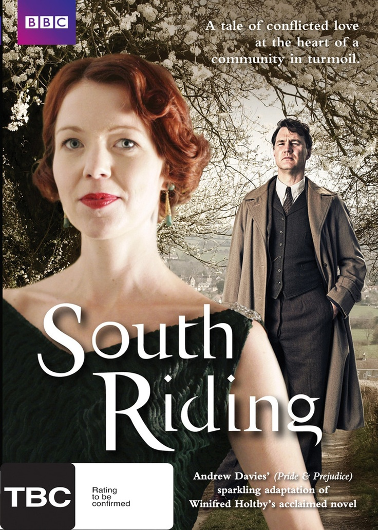 Excelente miniserie BBC 2011. ¡Me encanta y es tan poco conocida!