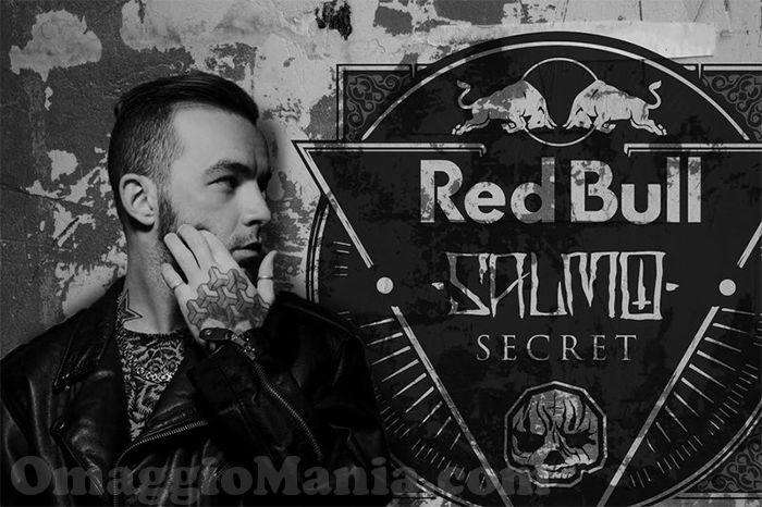 Red Bull Salmo Secret: vinci concerto - http://www.omaggiomania.com/concorsi-a-premi/red-bull-salmo-secret-vinci-concerto/