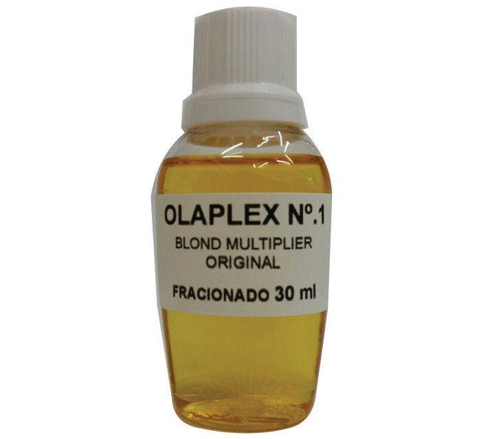 Olaplex Salon Intro, Tratamento Para Descoloração, Produto Original Fracionado, 3 Ampolas de 30ml - 1 Ampola nº 1 + 2 Ampolas nº 2 - Brasil Cosméticos