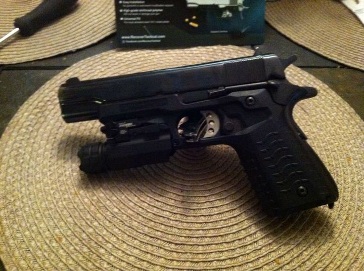 37 best Recover CC3 1911 Grip and Rail System images on Pinterest ...