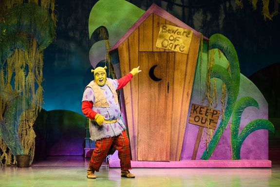 Shrek The Musical Review #ShrekATL | The o'jays, Musicals ...