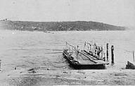 The Spit Punt in the Northern Beaches region of Sydney (year unknown).
