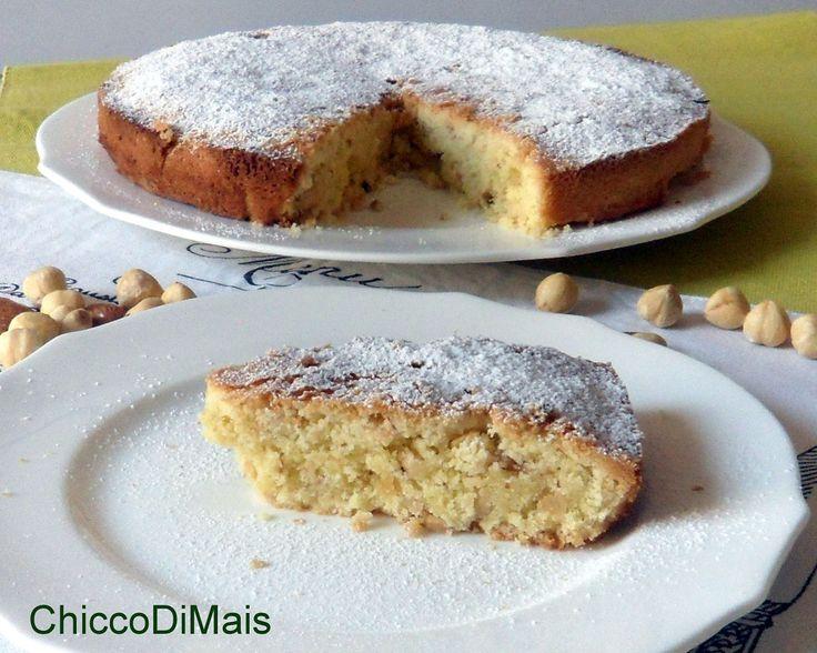 Torta veloce alla frutta secca ricetta dolce il chicco di mais http://blog.giallozafferano.it/ilchiccodimais/torta-veloce-alla-frutta-secca-ricetta-dolce/