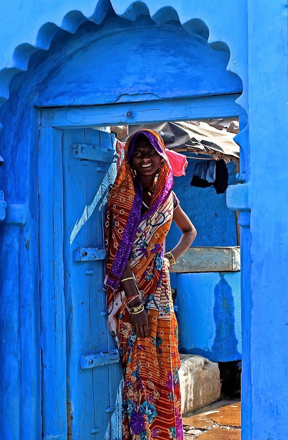 Untitled by Devesh Uba on 500px - Orchha is a wonderfully colorful place in Madhya Pradesh, India.