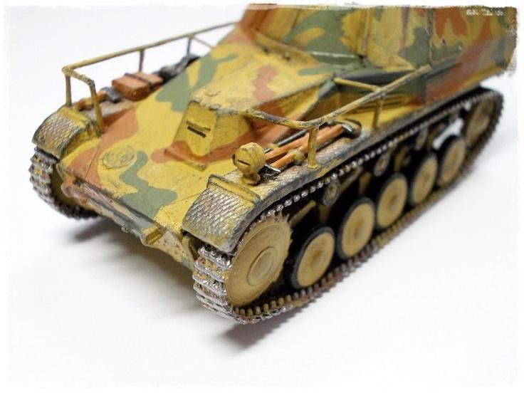 Sdkfz 124 munitionsschlepper wespe modellbau 1 72 - Webaccess leroymerlin fr ...