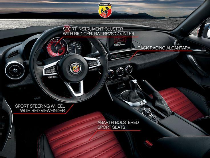 Zaprojektowany, bo ważny jest komfort. Nawet podczas najbardziej ekstremalnie szybkiej jazdy.