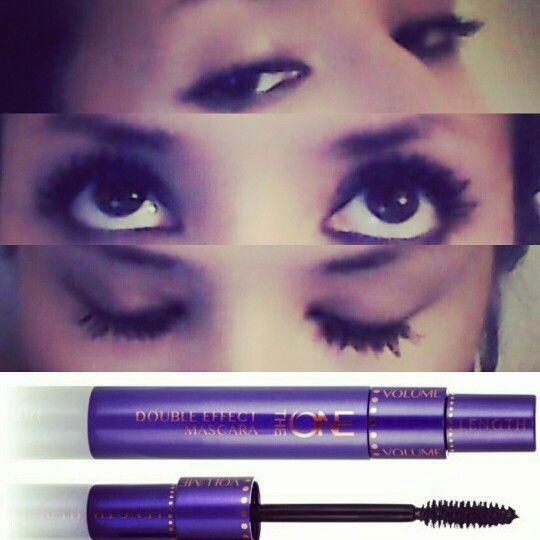 Oriflame mascara eyelashes length and volume blackmascara theone