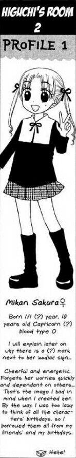 Alice Gakuen Mikan's profile