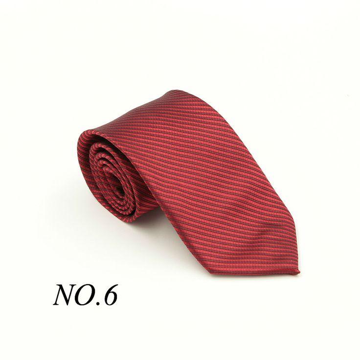 La grande 8 cm formelle mode rayé Dots cravates pour hommes cravate marque rouge noir Sliver cravate affaires de soirée de mariage cravate dans Ties & Handkerchiefs de Accessoires et vêtements pour femmes sur AliExpress.com | Alibaba Group