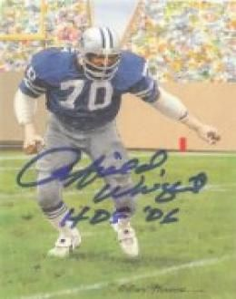 Autographed/Hand Signed Goal Line Art Gla Card Rayfield Wright Cowboys //  Description Here Is An Awesome Item For Dallas Cowboys Football Fans And Collectors! It's A Gla Goal Line Art Card Of Hof Hall Of Fame Member Rayfield Wright! And It's Autographed! It's Signed In Blue Sharpie And Is Gorgeous! You Won't Be Disappointed. This item comes with a certificate of authenticity from Main Line Autogr// read more >>> http://Audrie853.iigogogo.tk/detail3.php?a=B00JV7X8D4