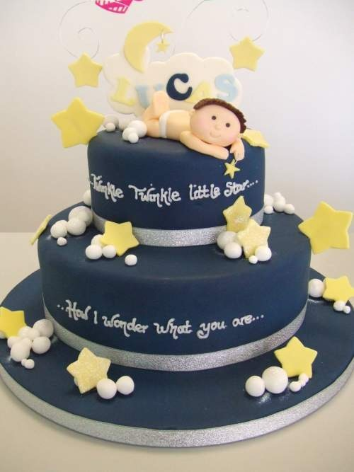 Baby Cake, clever if you don't know what u r having.