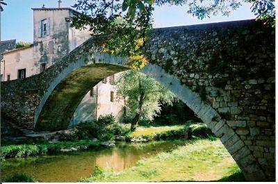 Le pont de Lodève -  - Vos plus beaux ponts de France