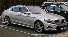2014 Mercedes-Benz S550 (US) lwb.jpg