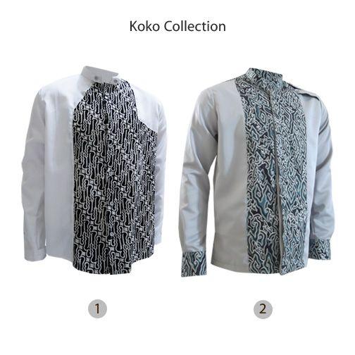 Koko Collection Dapatkan potongan 20.000/pc untuk pelajar & mahasiswa s.d 31 Agustus 2014  #kemejabatikmedogh  http://medogh.com/baju-batik-pria/kemeja-batik-pria