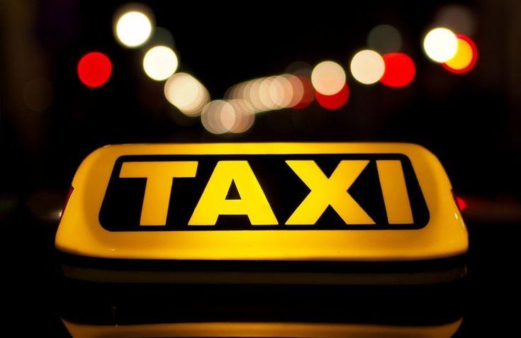 Такси в Украине получат желтые номера