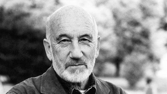 Gianni Berengo Gardin portrait