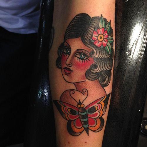 anchorspace:  Marina Inoue. RVA tattoo convention.
