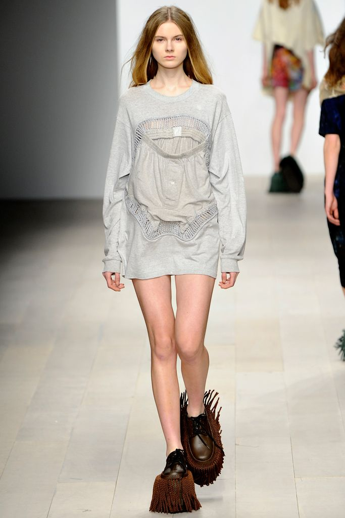 FALL 2012 READY-TO-WEAR Central Saint Martins Luke Brooks