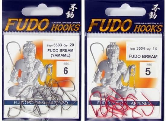 FUDO+3503+Bream+(Yamame)+Kahve+İğne
