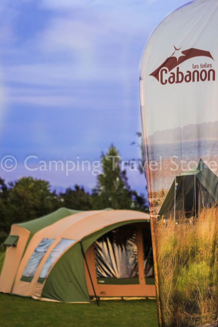 The Cabanon Chamonix Trailer Tent - on loan for the June 2014 Display - a big & 7 best Tent Displays Hertfordshire images on Pinterest | Tent ...