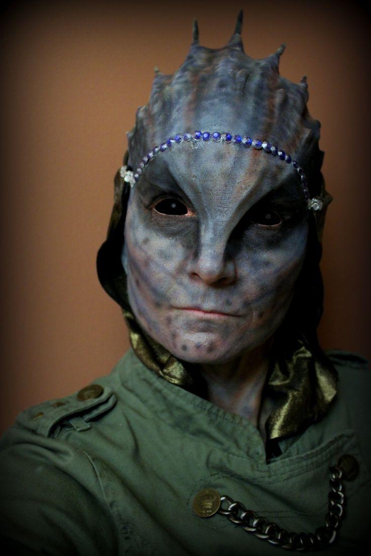 18 best Alien Makeup & FX Contacts images on Pinterest