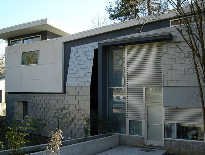 30 best images about metal panel siding on pinterest for Architectural siding