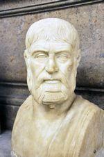 Pausanias (470BCE).  Spartan general, responsible for Greek victory over Mardonius and the Persians at the Battle of Plataea in 479 BC.  lLeader of the Hellenic League created to resist Persian aggression during the Greco-Persian Wars.  Later, he was accused of disloyalty and sought asylum in the temple of Athena.  He starved to death.