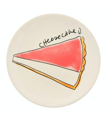 Blond Amsterdam - Cheesecake - Pastry plate