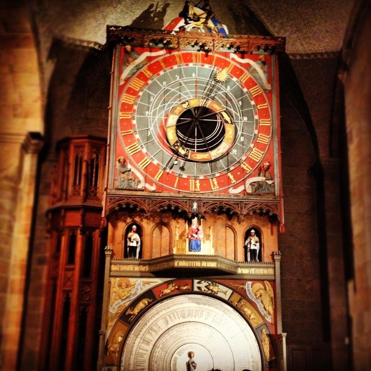 Worlds oldest clock.... In Lund Sweden
