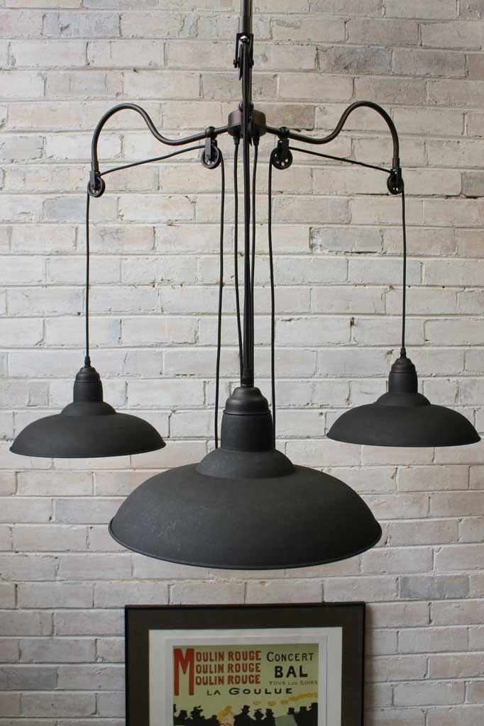 1000 ideas about industrial chandelier on pinterest chandeliers industrial and edison bulbs - Diy industrial chandelier ...