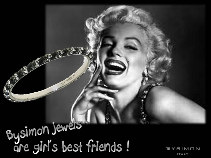 Bysimon jewels are girls best friends!