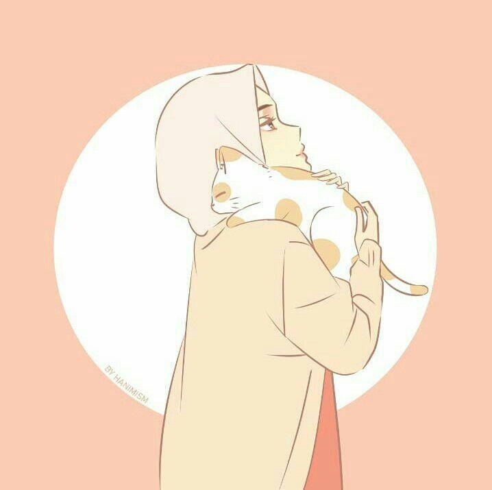 Hijab Girl Und Hijab Girl Hijab Islamic Cartoon Cartoon Drawings Hijab Cartoon