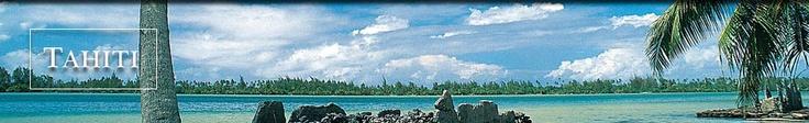 Huahine the garden-village island