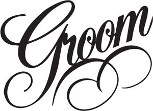 View Design: groom title