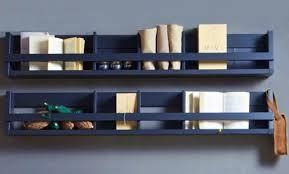 """Résultat de recherche d'images pour """"étagère bois et métal blanc"""""""
