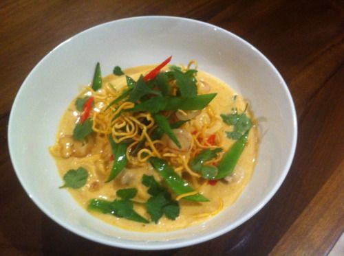 TemptingTyson • Delicious Thai Red Curry