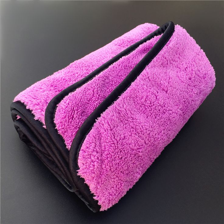 "Super Soft 400GSM Premium Microfiber Towel 24""X16"" Scratch Free Great For Auto Quick Detailing,Buffing,Interior Dusting"