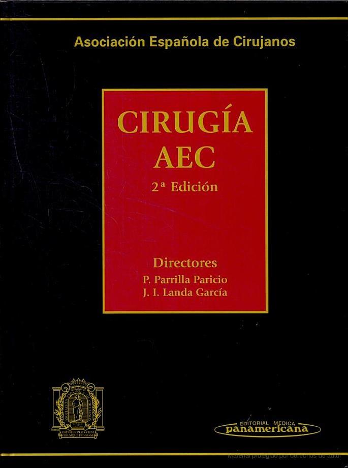Cirugia AEC  Parrilla Paricio, P.