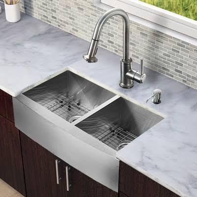 Mejores 118 imágenes de Kitchen Sinks en Pinterest   Fregaderos de ...